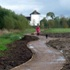 New natural recreation area at Bytheway © Natural England