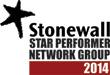 Stonewall Star Performer Award 2013