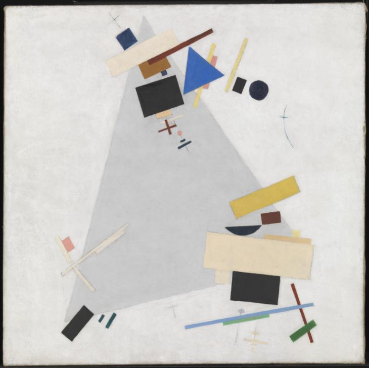 Kasimir Malevich, 'Dynamic Suprematism' 1915 or 1916