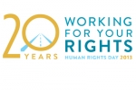 Feature image for:  International Human Rights Day 2013