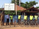 Community Policing in Mullaitivu supported by the UK