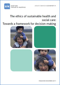 Ethics of sustainable health and social care