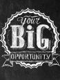 Big opportunity logo