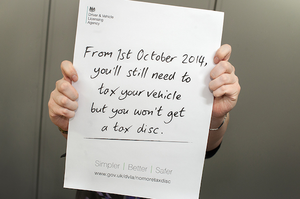 Changes to vehicle tax