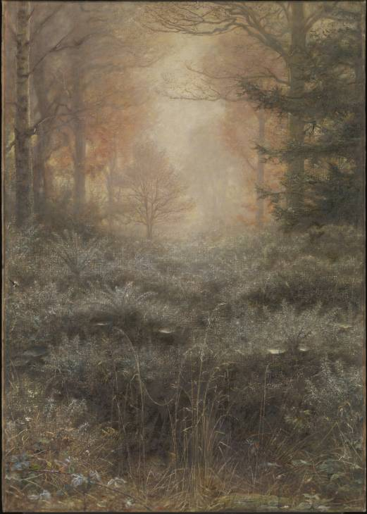 Sir John Everett Millais, Bt, 'Dew-Drenched Furze' 1889-90