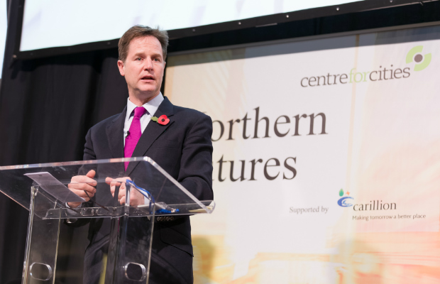 Building a brighter future for the north