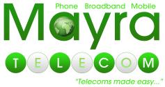 Mayra Telecom Logo