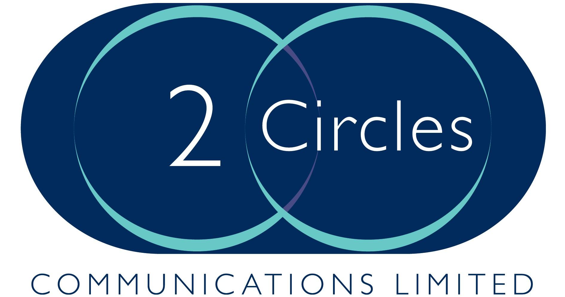2 Circles Comms Ltd logo - March 2011