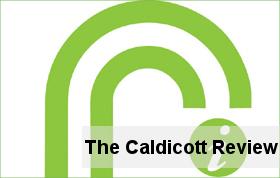 Caldicot with border