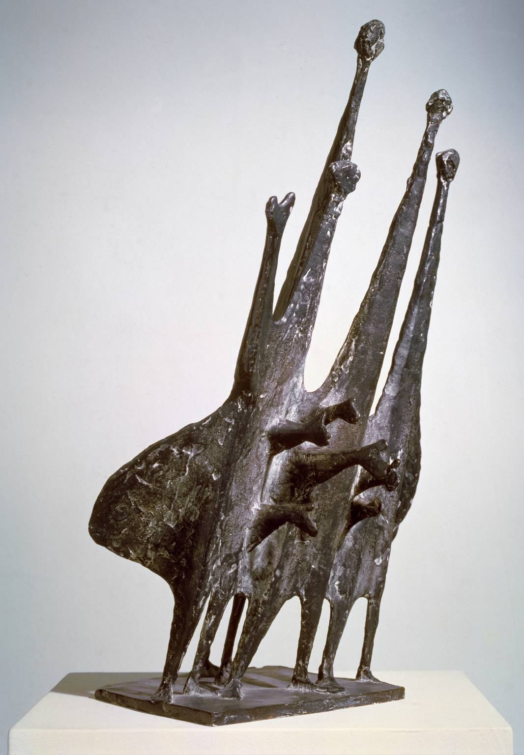 Kenneth Armitage, 'People in the Wind' 1950