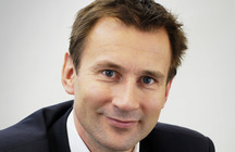The Rt Hon Jeremy Hunt
