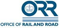 Office of Rail Regulation logo