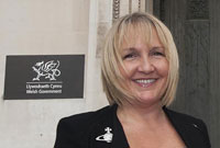 Professor Julie Williams, Chief Scientific Adviser for Wales