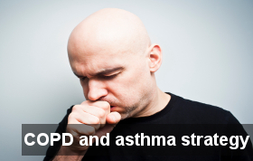 COPD and asthma strategy