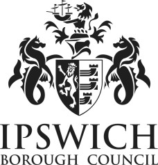 Ipswich Borough Council -black