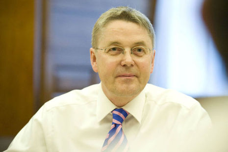 Sir Jeremy Heywood, Cabinet Secretary and Head of the Civil Service