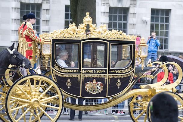 The Queen's Speech 2015