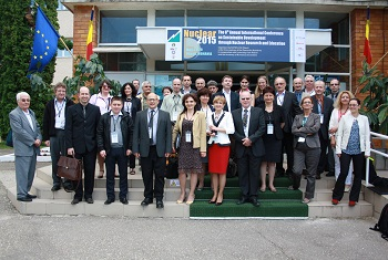 Attendees at PLANning geological DISposal of radioactive waste in Europe (PLANDIS) workshop