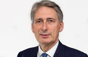 Foeign Secretary Philip Hammond