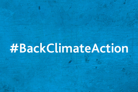 Back Climate Action Tweetathon