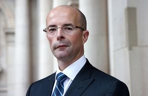 Her Majesty's Ambassador to Poland, Mr Jonathan Knott