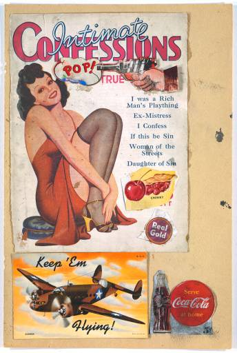 Sir Eduardo Paolozzi, 'I was a Rich Man's Plaything' 1947