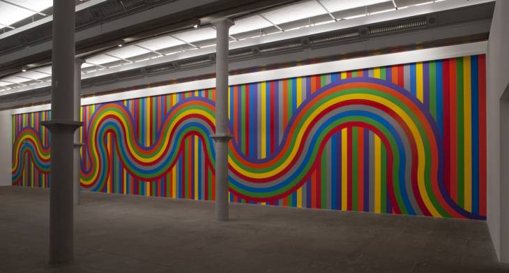 Sol LeWitt, 'Wall Drawing #1136' 2004