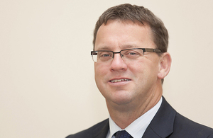Rob Wilson, Minister for Civil Society
