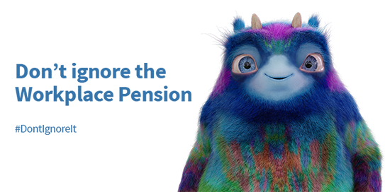 Something Big is coming to the pensions workplace, #Dontignoreit - tablet image