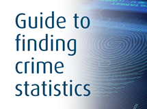 Guide to Crime Statistics banner