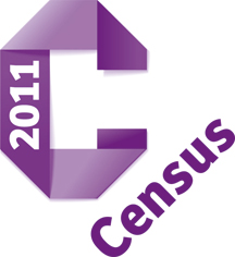 Census 2011 logo