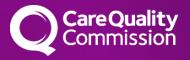 Care Quality Commission (CQC)