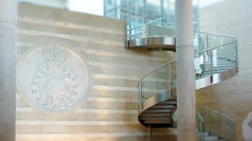 GCHQ Interior