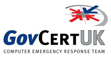 GovCERT UK logo