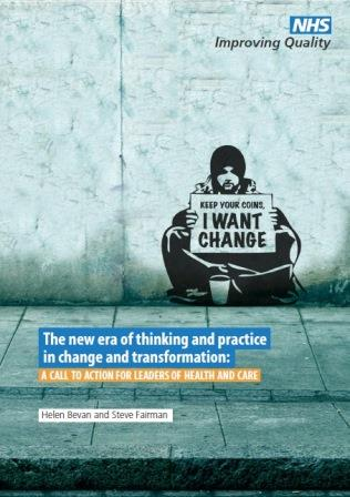 White Paper: The new era of thinking and practice in change and transformation