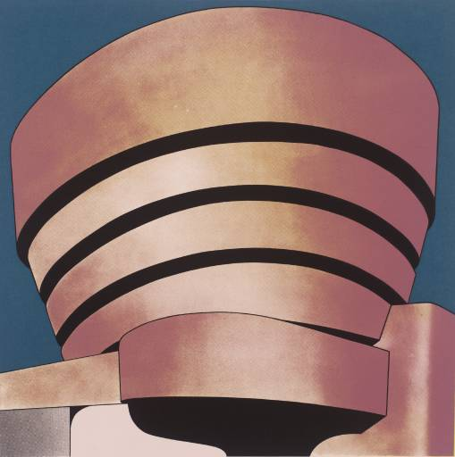 Richard Hamilton, 'The Solomon R. Guggenheim' 1965