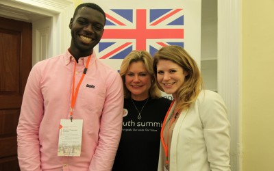 An interview with Secretary of State for International Development, Justine Greening