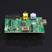 Circuit board with various components.