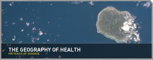 Geography of health frontis