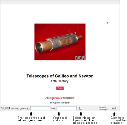 Fig 03: Slide gallery show