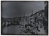 Image: Photograph of Venice by the Reverend Ellis, 1841