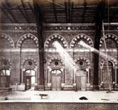 Image: St Pancras station, 1868
