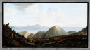 picture number:10306290 Title:Little mountains below Mount Vesuvius, Kingdom of Naples, 1760.