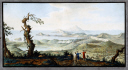 picture number:10306315 Title:A view from the Convent of the Camaldoli, near Naples, Kingdom of Naples, c 1760.