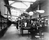 Image: Aeronautics, in 1912, was the first Science Museum special exhibition