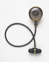 Sphygmomanometer (blood pressure apparatus), late 19th century.