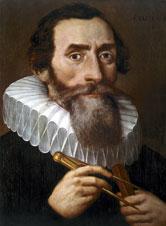 Image: Astronomer Johannes Kepler