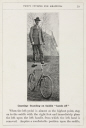 'Coasting - Standing on Saddle ?hands off?', 1901.