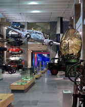 Making the Modern World Gallery, opened in 2000