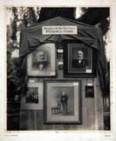 Image: An exhibit from the Jubilee party held at Perkin's home in Sudbury, Middlesex, on 27 July 1906